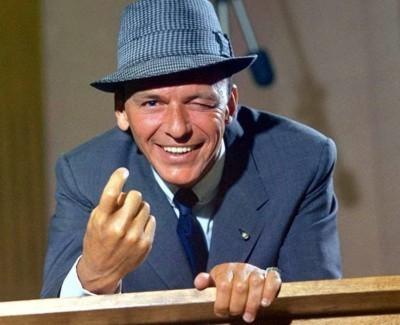 Frank Sinatra © Capitol Records / 1978 Sid Avery